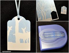 Making Memories Tag Maker Kit | Wrapping Gifts: Greener, Faster and Easier - Organized at Heart