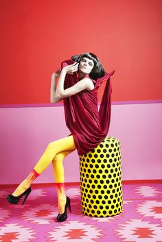 styling by Rolf Buck, photography by Madame Peripetie