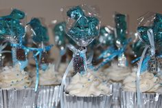 It's a Boy Cupcakes for Baby Shower