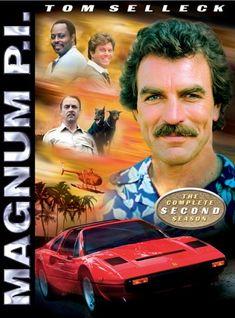 Amazon.com: Magnum, P.I. - The Complete Second Season: Tom Selleck, John Hillerman, Roger E. Mosley, Larry Manetti: Movies & TV