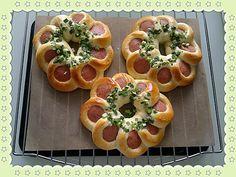 蔥花熱狗包-湯種   Blog   高Ling的美食工作坊 - Yahoo! Blog
