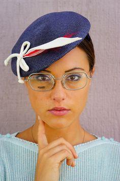 3600c9b9d76 Vintage Missoni Eyeglass 1990s New Old Stock Made In Italy Steam Punk  Gothic Semi Rimless Frames Designer Glasses