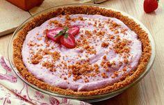Strawberry Margarita Pie Yummm! Making it again this year