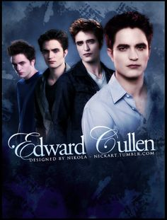 Evolution of Edward Cullen. Have you realised his hair style just keeps on changing even though he's a vamp. Still his looks kill. Twilight Saga Series, Twilight Edward, Twilight Cast, Twilight Breaking Dawn, Edward Bella, Twilight Series, Twilight Movie, Edward Cullen, Vampire Twilight