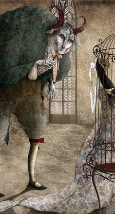 GABRIEL PACHECO, The beauty and the beast