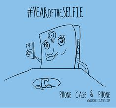 #hashtag Year of the Selfie #Seflie