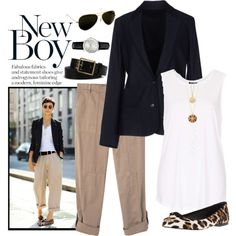 New Boy, created by smylin on Polyvore