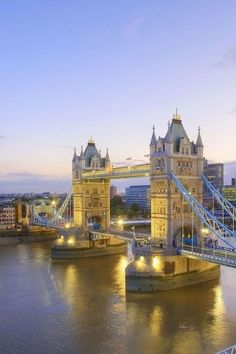 Tower Bridge - just lovely!