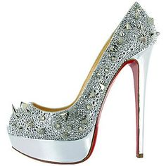 red sole-Loubutin: I don't care how long I have to save! I will own these!