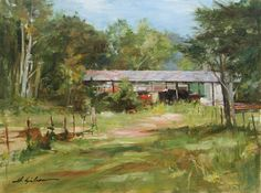 Hodges Soileau | American Plein Air painter