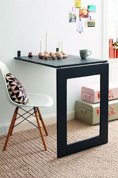Part Table - 30 Small-Space Hacks You've Never Seen Before - Photos