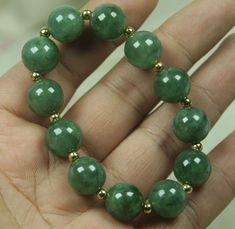 Breathtaking Hand-Carved Natural Burmese Jade Pendant