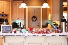 The Ultimate Holiday Party! Hot Chocolate Bar and Cookie Swap Ideas. Share your favorite cookie recipes with the Annie's Facebook family: https://www.facebook.com/AnniesCatalog
