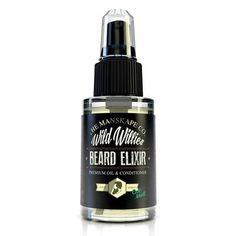 Mens Natural Organic Beard Oil Conditioner Beard Care New 2 OZ Best Beard Growth Oil, Best Beard Oil, Best Beard Care Products, Diy Beard Oil, Oils For Men, Organic Essential Oils, Organic Oils, Beard Grooming, 1 Oz