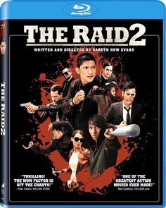 Watch Movies Online: The Raid 2 (2014) BluRay 714Mb