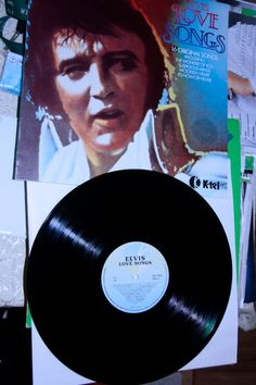 The Elvis Lovesongs vinyl,that has no scratchs.Both sides are unimpaired. Love Songs, Handmade Gifts, Etsy, Kid Craft Gifts, Craft Gifts, Diy Gifts, Hand Made Gifts, Homemade Gifts