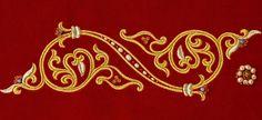 "embroidery ""Byzantium"", Embroidered shroud of Jesus Christ, made to order. #catalogofgooddeed #jesus #christ #embroidery #shrouds #goldwork #Lord #God #Jesus #Christ #handmade #velvet #stone"