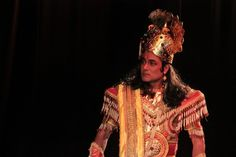 Chakravyu | Nitish Bharadwaj | MyHub View details at http://www.myhub.co.in/theater-review-of-chakravyuh/