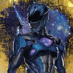 Billy(Blue Ranger)