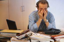 Office workers' increased risk of disease