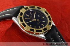 Breitling Lady J Stahl / Gold Quarz Kal. B52 ETA 956112 Ref. D52065  | 150231 14
