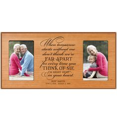Personalized Memorial GiftIn memory of mom by Inlovingmemorygifts