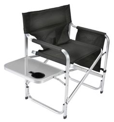 Shop a great selection of Faulkner Aluminum Director Chair Folding Tray Cup Holder, Black. Find new offer and Similar products for Faulkner Aluminum Director Chair Folding Tray Cup Holder, Black. Wooden Folding Chairs, Folding Beach Chair, Folding Camping Chairs, Folding Furniture, Rustic Furniture, Outdoor Furniture, Paint Furniture, Camping Furniture, Black Furniture
