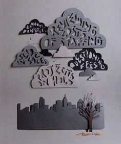 papercut-illustrations-by-owen-glidersleeve-8 | Trendland