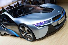 Concept car BMW i8 future wave of new BMW's ??!!! Perhaps but let's see what you're  hiding under that good!
