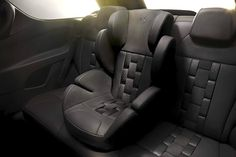 Auto Upholstery - The Hog Ring - Citroen DS3 Cabrio Racing concept