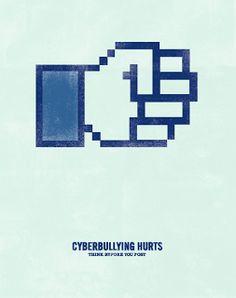 Say NO to cyberbullies!