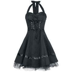 H&R London-Lace Cotton Dress