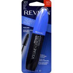 5f40165a4eb revlon volume+length black mascara Revlon, Makeup To Buy, Love Makeup,  Beauty