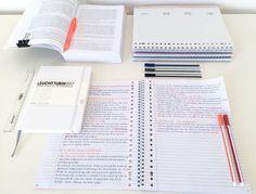 Organización de estudio
