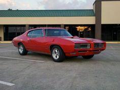 '68 Pontiac GTO