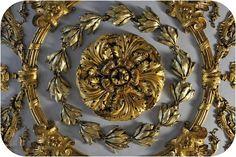 (7) the restauration of the magnificent Hôtel de la Marine, Place de la Concorde, Paris architectural detail - acanthus ornament restauration (co)sponsored by Bouygues source: Bouygues
