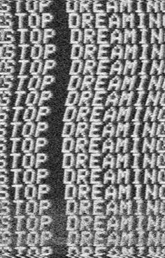 stop dreamingvoidofcourse