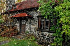 Own a quaint little home as such.