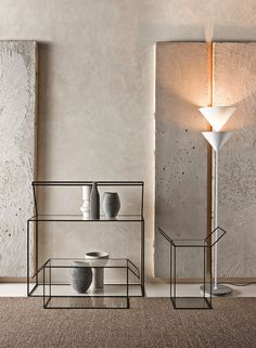 Glass console table 60° by MOLTENI & C. | #design Ron Gilad @moltenidada
