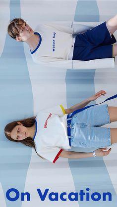 ADER error STORE Ader Error, Summertime, Editorial, Underwear, Sporty, Layout, Packaging, Mood, Space