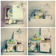welcoming 1 month baby hamper