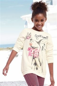 Buy Bunny Sweater And Leggings Set (3-16yrs) from the Next UK online shop