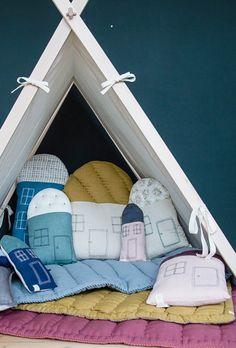 House Cushions | Camomile London