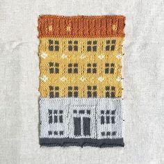 Knitting Stiches, Knitting Charts, Free Knitting, Knitting Patterns, Architecture Amsterdam, Knitting Projects, Crochet Projects, Knit World, Knit Art