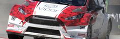 FORD FIESTA RX  THE EXTERIOR WIDE BODY CONCEPT DESIGN FOR WORLD RX TEAM AUSTRIA TO COMPETE IN THE FIA WORLD RALLYCROSS CHAMPIONSHIP, SUPERCARS CATEGORY design by SOKKA