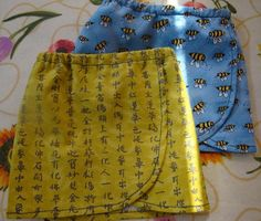 easy skirt - Sarong pattern