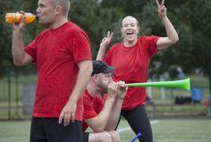 Akavalaisten liikuntapäivän futisturnauksessa TEK vei voiton, mutta tärkeintä oli hyvä meininki! Sports, Hs Sports, Sport