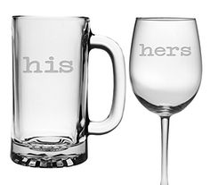 wedding couple glasses
