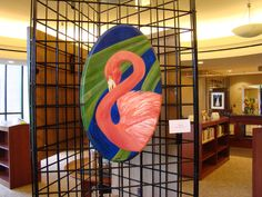 Leather Paintings & Other Fine Art by Birgit Hein in New Book Rotunda