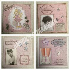 #konfirmasjonskort #jente I Card, Gallery Wall, Frame, Projects, Picture Frame, Log Projects, Blue Prints, Frames